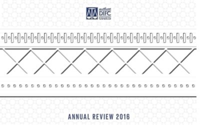 DIFC Courts Annual Review 2016