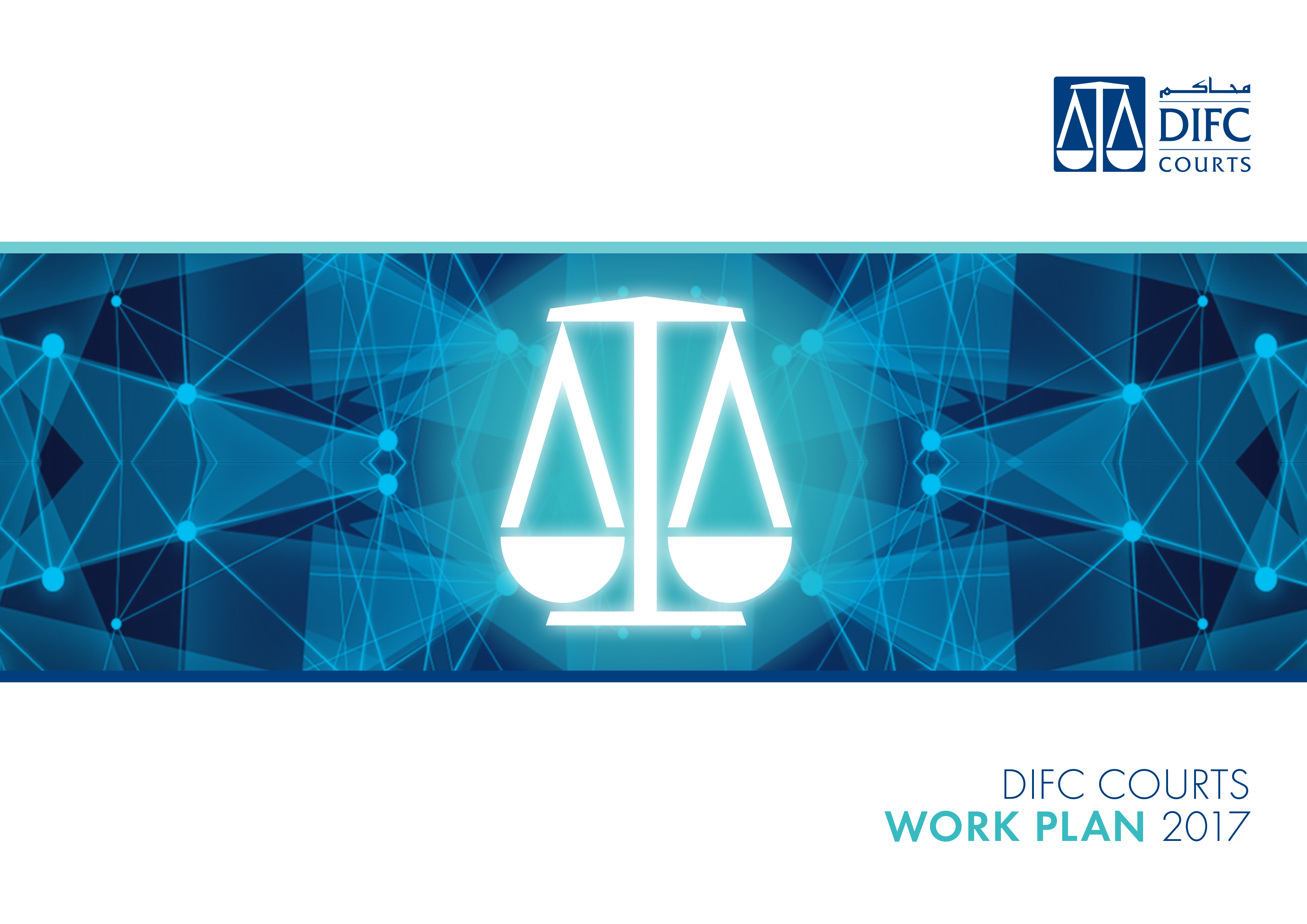 DIFC Courts Work Plan 2017