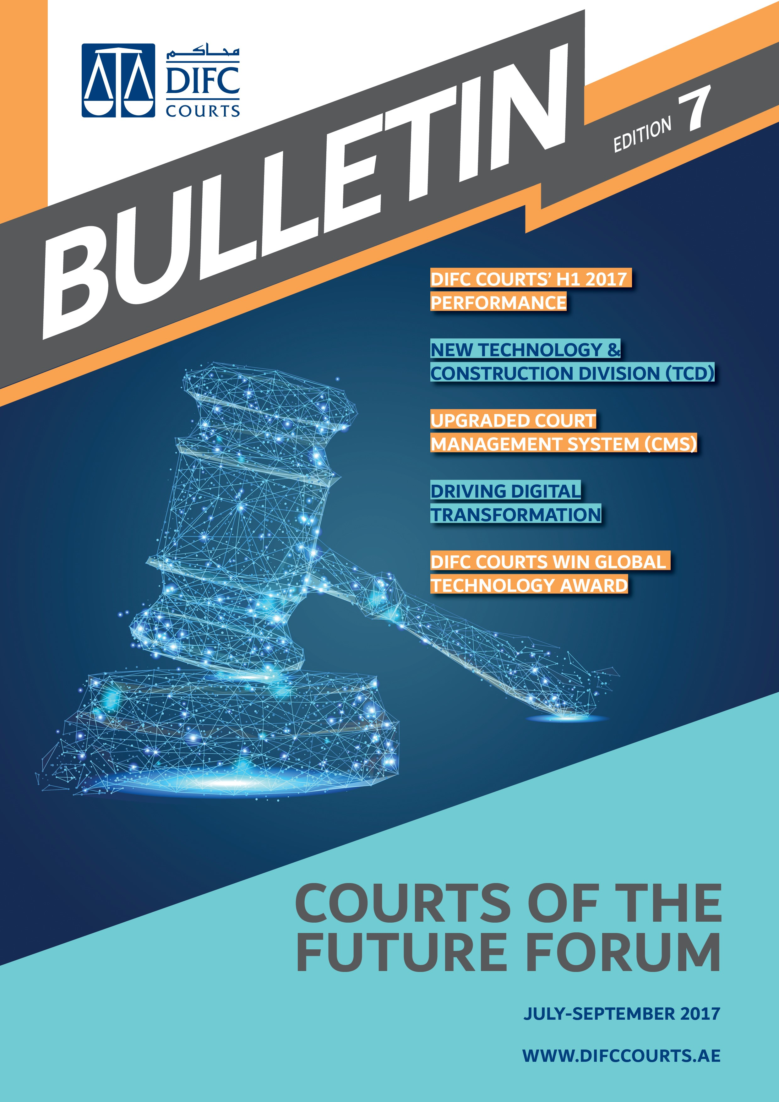 DIFC Courts bulletin edition-7