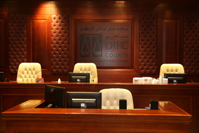 DIFC Courts Photos